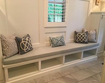 Custom Bench Cushion Etsy