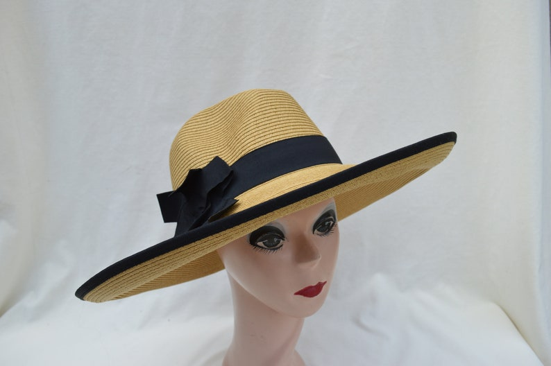 0f40cb591bf91 Large Brim Tan Sun Hat Extra Large Head Sizes Available