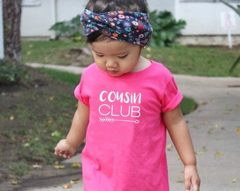 Cousin Club Shirts.  NAMES / NUMBERS is Extra: link in item description! Ships in 4-6 Business days! Cousin tribe, cousin crew, cousin squad