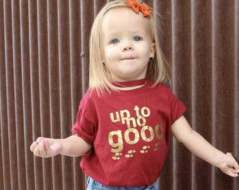 Up to No good. Wizard Shirt. Wizard kids shirt. Wizard school. Wizard sports. Wizard Party. Wizard birthday.