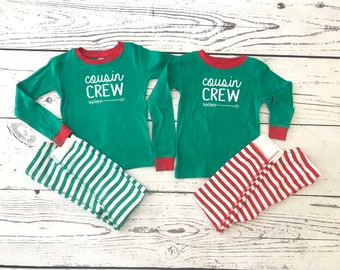 Cousin Pajamas Infant and Toddler sizes | Cousin Crew For Life | The Original Cousin Crew Pajamas | Crazy Cousin Crew pajama | 6 months -5/6