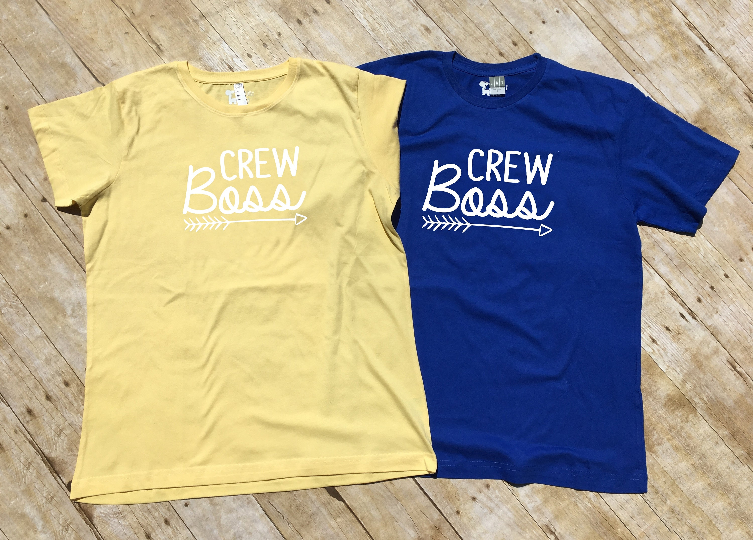 8941adfcbed Crew Boss Shirt. Cousin Crew shirts. NAMES   NUMBERS is Extra ...