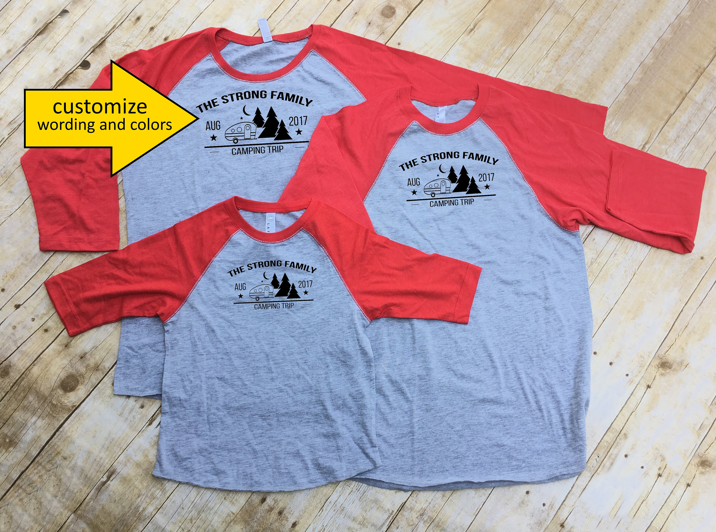 785492dea Family Reunion Camping T Shirts – EDGE Engineering and Consulting ...
