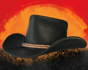Red Dead Western Hat
