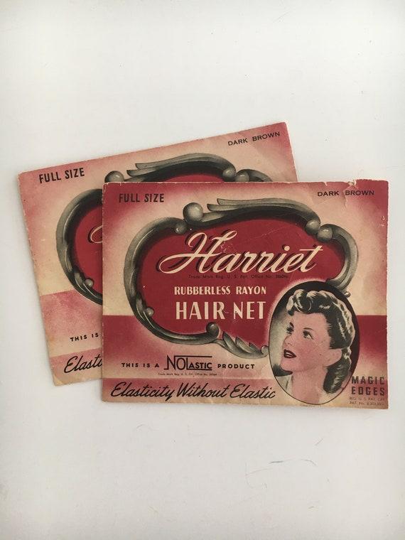 Vintage Hair Net, ONE Hair Net, Harriet Hair Net,