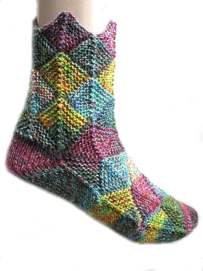 a0f77768261e6 Fairytale socks, size EU 38/39 UK 6/7 US 8/9