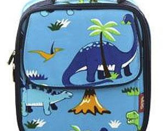 Personalized Dinosaur Pattern Lunchbox