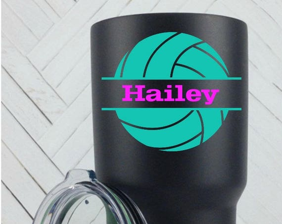 Tumbler 30 Ounce Volleyball