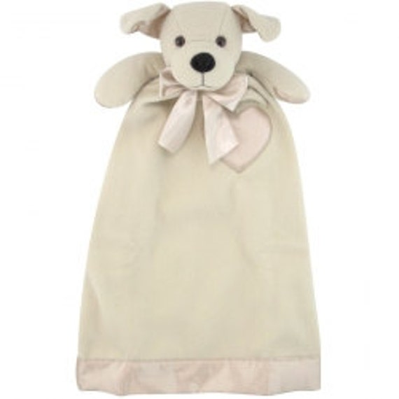 Lovie Personalized Tan Puppy