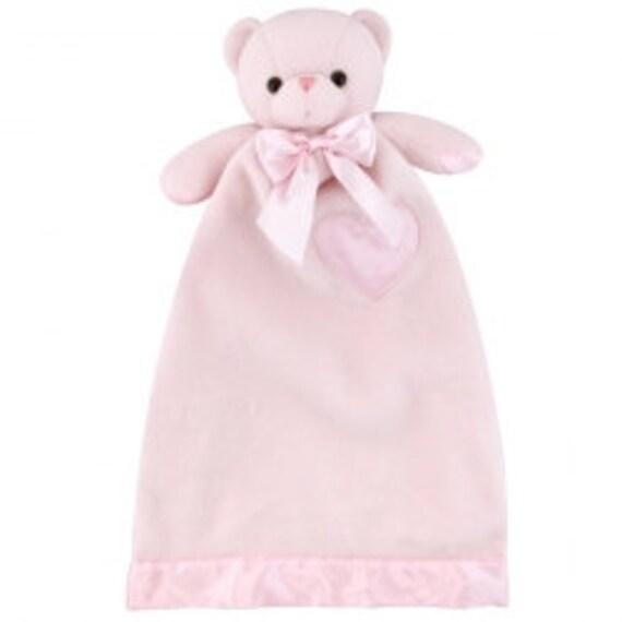Lovie Personalized Pink Bear