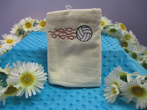 Sports Towel Personalized Volleyball-FREE SHIPPING