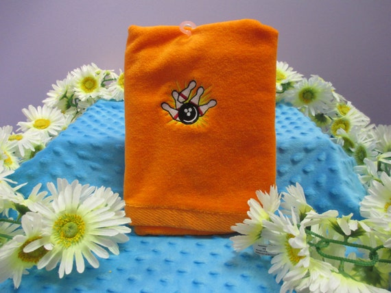Sports Towel Personalized Bowling
