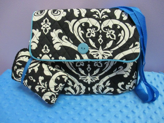 Personalized Damask Print iPad/Kindle/Tablet Case *ON SALE*