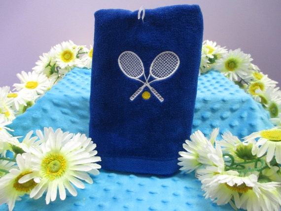 Sports Towel Personalized Tennis