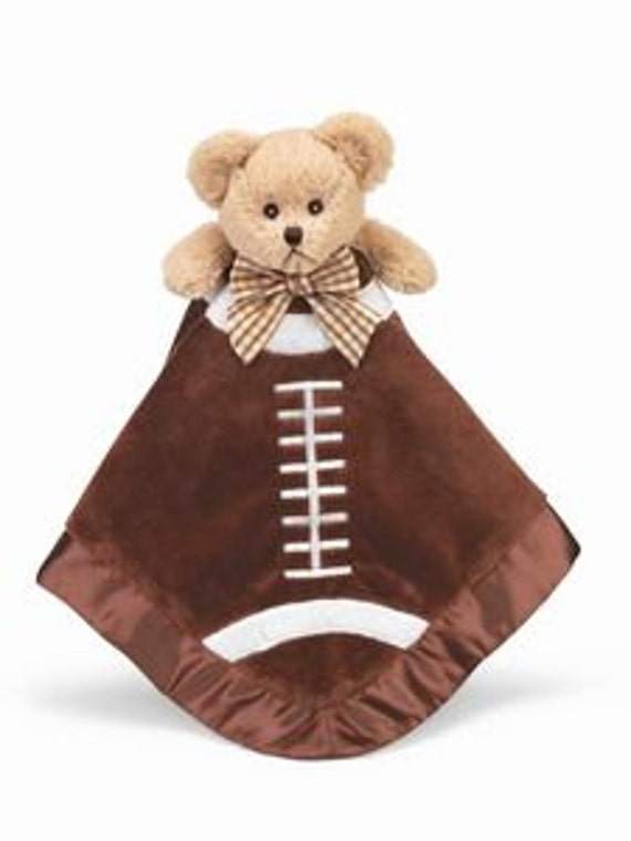 Football Snuggle Buddy with Personalized Embroidery
