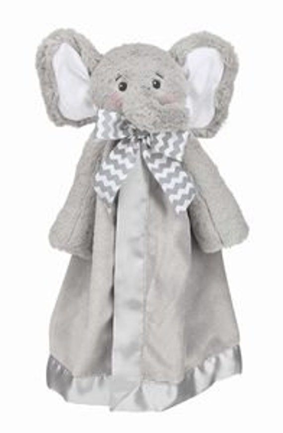 Snuggle Buddy Personalized Elephant