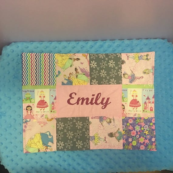 Personalized Custom Placemat With Princesses-FREE SHIPPING