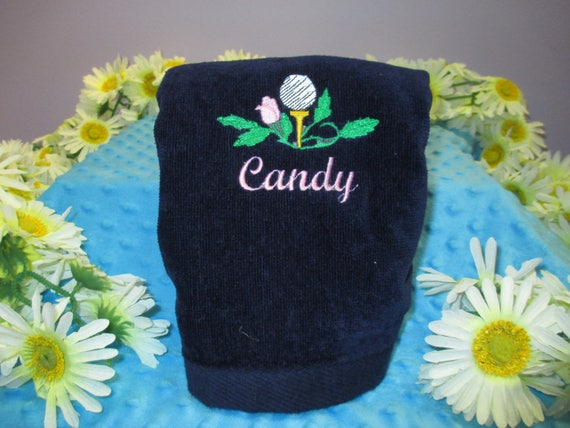 Sports Towel Personalized Golf Tee-FREE SHIPPING