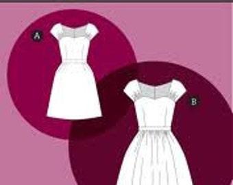 Cambie Dress by Sewaholic