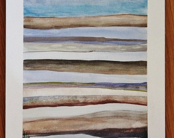Low Tide II - The Brewster Flats