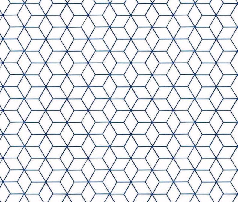 picture relating to Printable Wallpaper named Printable PDF progressive dollhouse wallpaper - geometric tile print