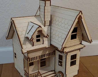 Large Carls House From The Disneypixar Movie Up Etsy