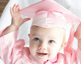 Baby Graduation Cap and Gown
