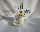 Flower Disc - Flower Topper- Flower Frog