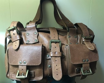 aa4114cce25a ... low price womens mulberry chestnut roxanne leather purse 9c1f2 7d8c4