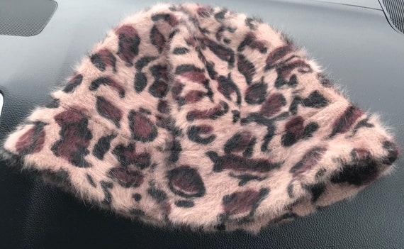 Vintage Designer Filipino Catarzi Angora Hat Made