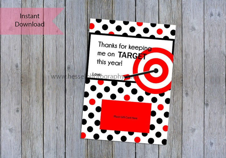 graphic relating to Printable Target Gift Card called Printable aim reward card, concentration bullseye giftcard holder, instructor reward, aim tag, instructor thank on your own, instructor appreciation, bullseye