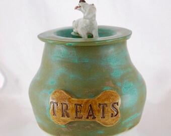 Good Dog Treat Jar #5, New Pet Gift