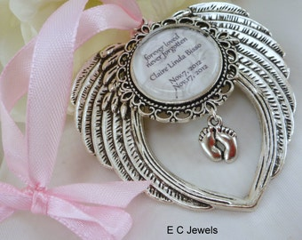 Memorial Baby / Miscarriage Ornament