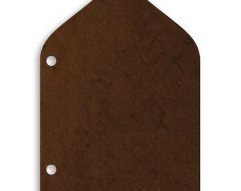 2 pieces Persian Door Frame Brass Blank, Vintaj Natural Brass P422