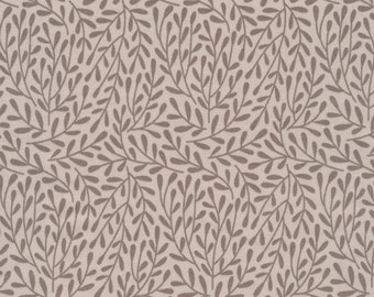 2de04fb02f8 Wholesale Fabric, Closeout, Clearance, Grey, Gray, Organic Cotton, Morning  Song, Dancing, Branches, Quilters, Cotton, FREE US SHIP