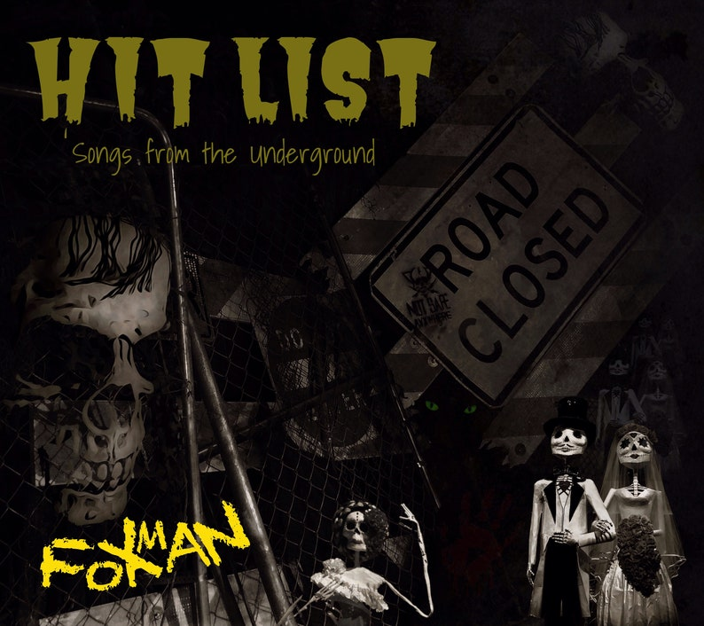 Hit List: Songs From The Underground by Foxman 2020 16 image 0