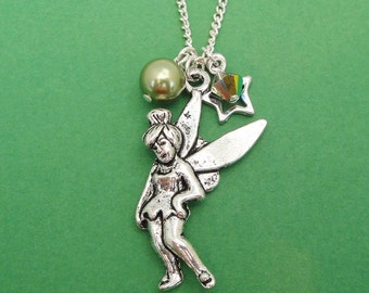 Tinkerbell Necklace (Long Length)