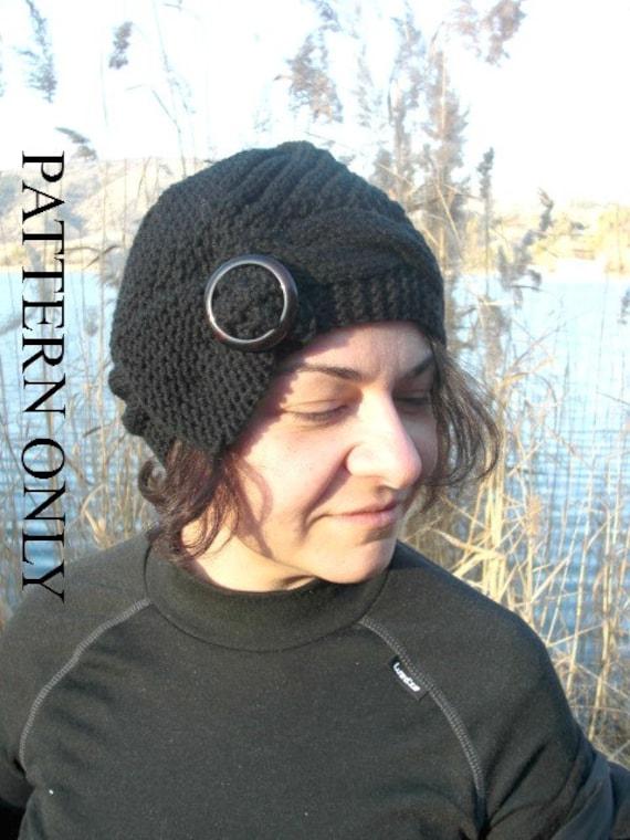 Womens Hut Instant Download stricken Hut Muster Digital Mütze | Etsy