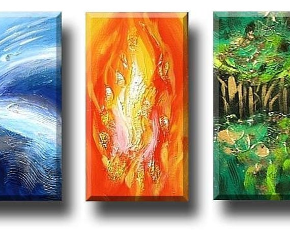 Custom artwork / Chinese elements painting / Fengshui art / Silver abstract painting / wood bark painting / seaside painting / secret garden