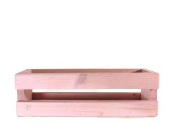 Centerpiece Crates -Wedding Centerpiece - Home Decor Crate