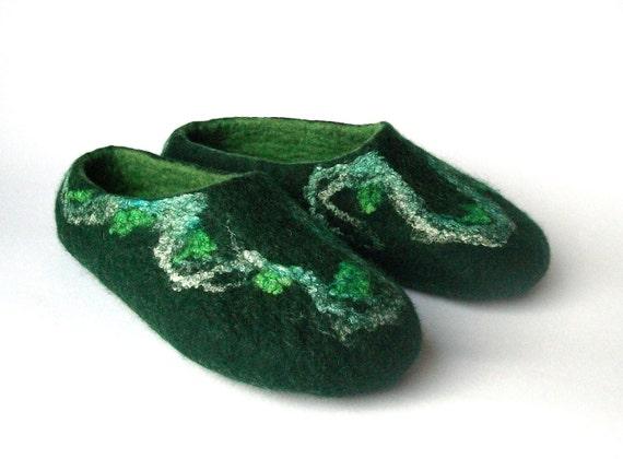 slippers slippers Valentine gift women wool men wool slippers Felted day slippers slippers green house shoes felt handmade wool slippers Uq1aRn0
