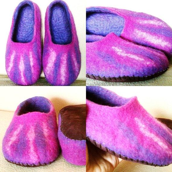 feutre chaussons pantoufles de maison Chaussons chaussures de laine qIxP6Uwa5