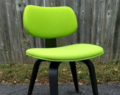 Vintage Mid Century Modern THONET Bentwood DINING Side Chair