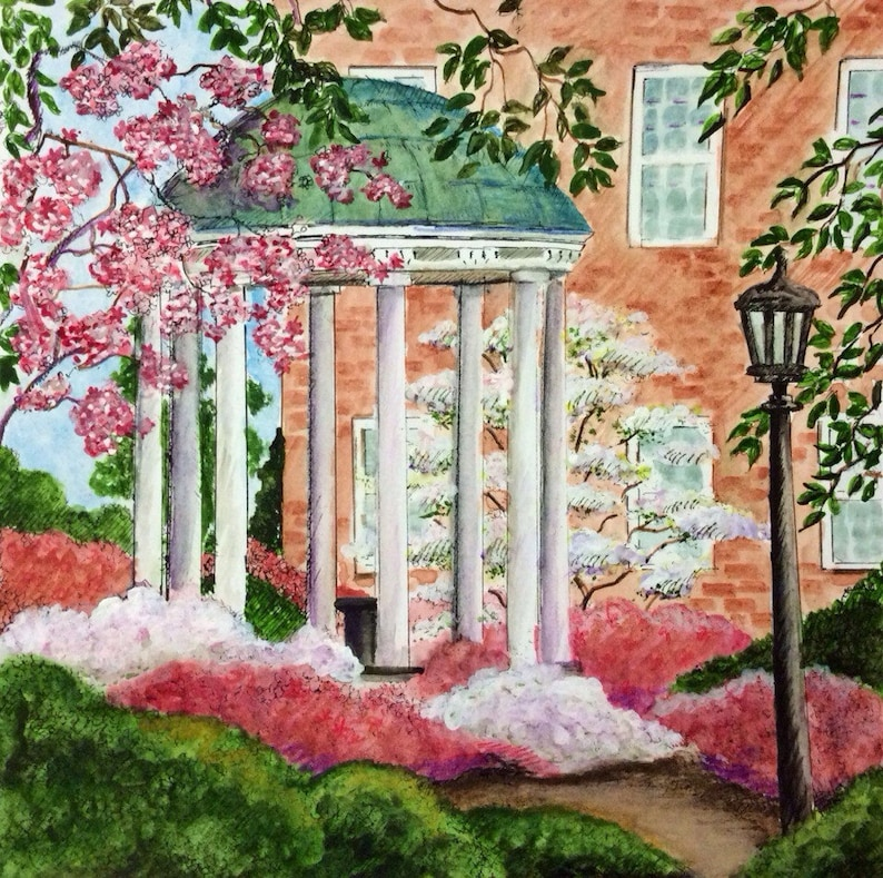The Old Well at UNC Chapel Hill image 0