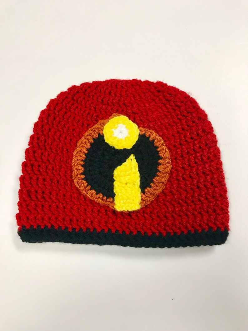 6312ac82266 Hero Headwear  Super Hero Beanie Super Hat Crochet