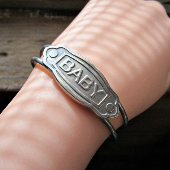 Pink Box Genuine Leather Inspirational Cuff Bracelet Silver Be Honest Anyway
