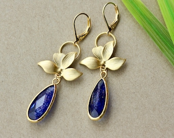 Weddings Birthday Gift for Daughter Elegant Midnight Blue for Wife for Mom Wedding Party February Birthstone Amethyst for Sister