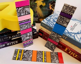 Bookmarks ~ On the Horizontal