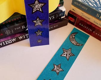 Bookmarks ~ Starry Starry Night