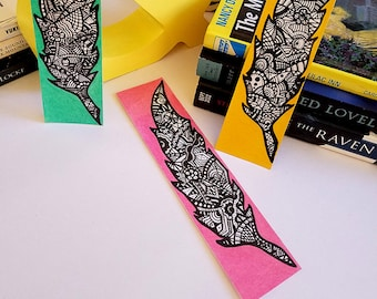 Bookmarks ~ Quill